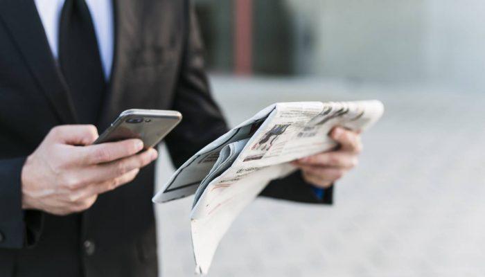 Redução de Capital - Publicação em Jornal