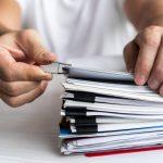 Como publicar extravio de documentos