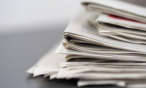 publicação no jornal de abandono de emprego